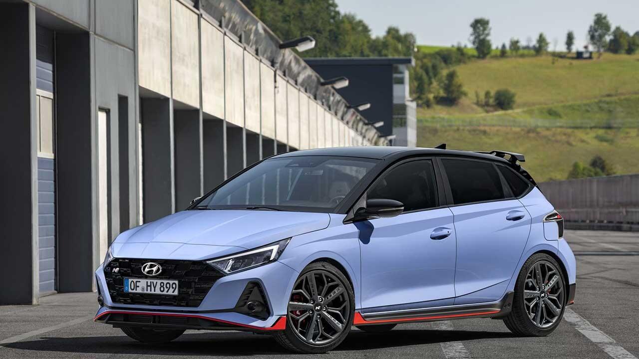 B Segmenti Hyundai i20 N'den Yüksek Performans