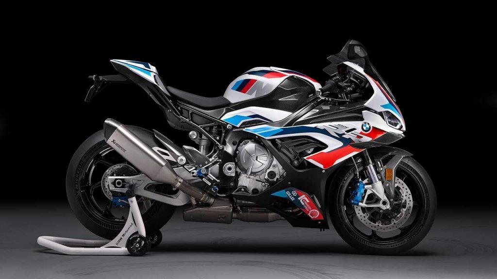 BMW Motorrad'ın İlk M Motosikleti BMW M 1000 RR