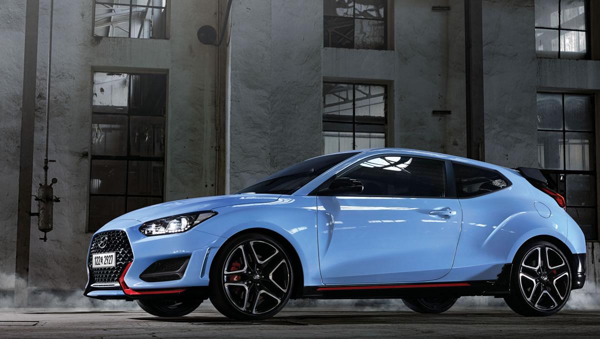 Hyundai'nin Yeni Gözdeleri: Veloster N ve Veloster ETCR