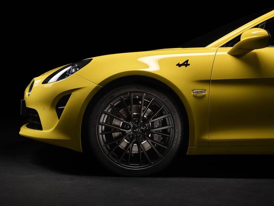 Karşınızda Alpine 110 Legende GT Serisi
