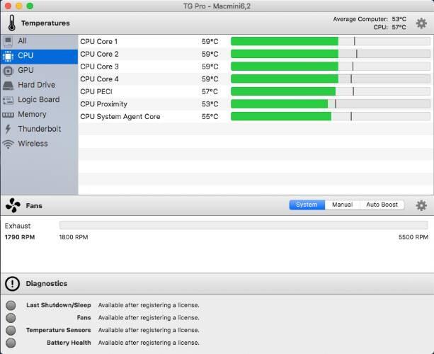 Apple iMac Fan Hızı Ayarı Nasıl Kontrol Edilir?
