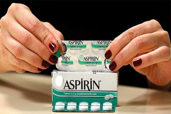 Koronavirüs İçin Aspirin Kullanımı